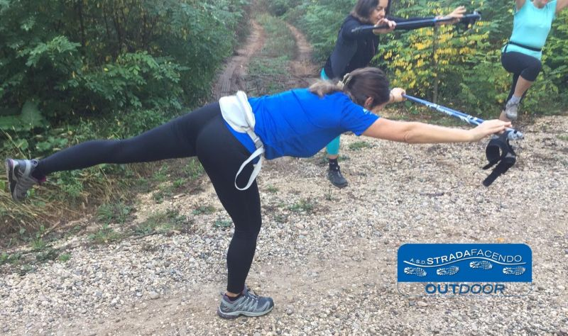 Nuovo super fitness workout Nordic Walking a Treviso