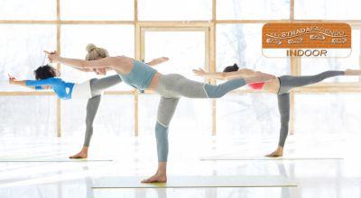 offerta corso on line di yoga fitness a treviso occasione corsi palestra on line a treviso