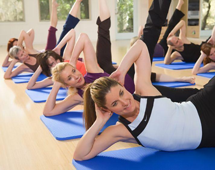 occasione corso di Pilates ON LINE a Treviso