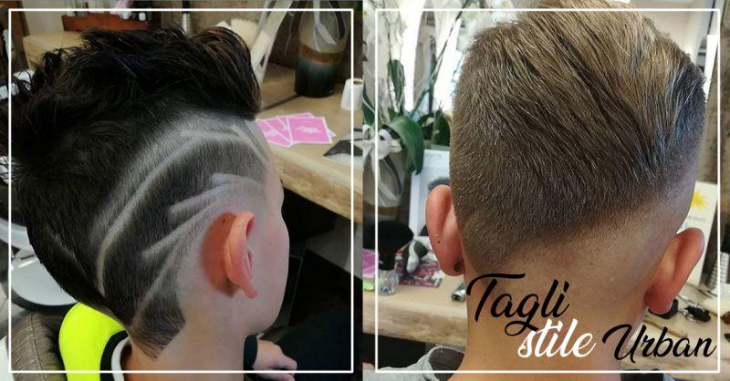MAURO EQUIPE PARRUCCHIERI Offerta tagli capelli stile Urban Montebelluna provincia Treviso