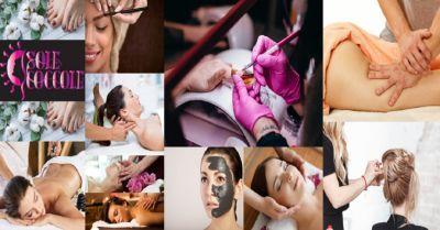 offerta salone di bellezza offerta centro estetico offerta trattamenti viso e corpo