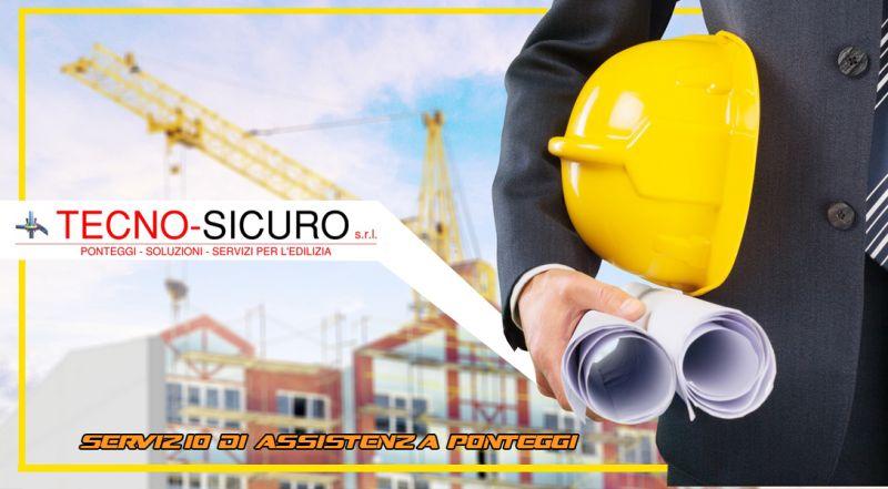 TECNO SICURO SRL Offerta servizio assistenza tecnica ponteggi Treviso