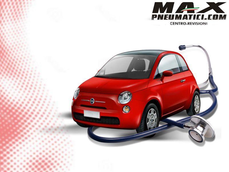 promozione revisione auto offerta assistenza auto max pneumatici