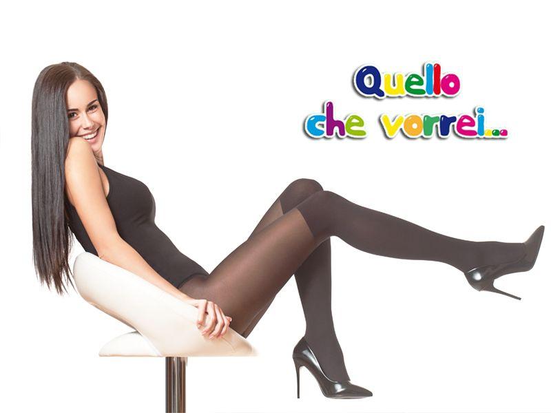 offerta calze collant autunno inverno - promozione abbigliamento intimo donna
