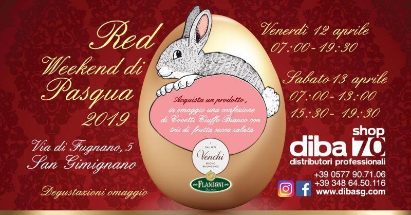 offerta Pasqua al diba 70 Shop di San Gimignano