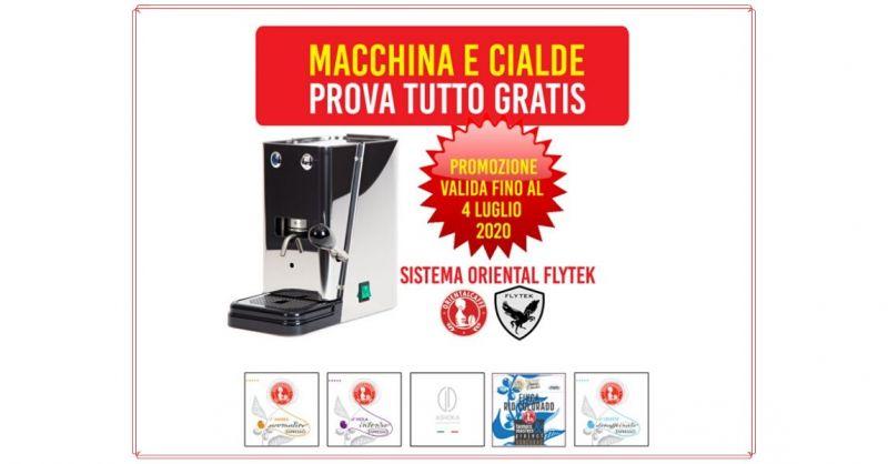 DIBA 70 - omaggio capsule da caffè e macchina per il caffè  con cialde Siena
