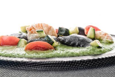 promozione cena di pesce offerta piatti gourmet messer chichibio