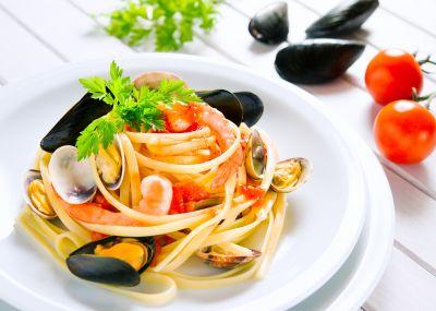 promozione menu degustazione offerta menu di pesce cucina tipica messer chichibio