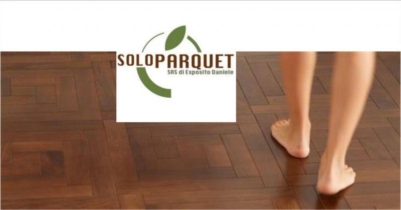 offerta vendita pavimenti in parquet a napoli