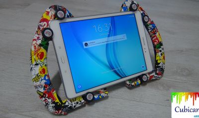 tab race porta tablet