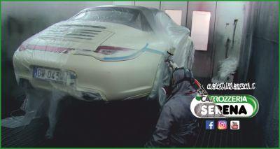 offerta riparazione auto express promozione riparazioni graffi e ammaccature in tempi rapidi