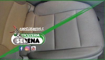 offerta sanificazione profonda interni auto promozione igienizzazione tappezzeria auto