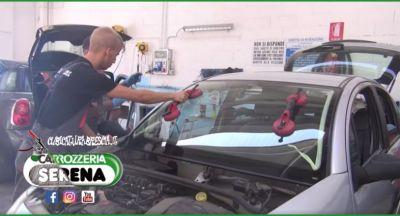 offerta riparazione parabrezza promozione sostituzione cristalli veicoli industriali fino a 35q