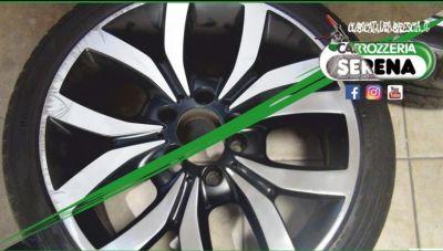 offerta verniciatura cerchi in lega promozione carrozzeria specializzata rigenerazione cerchi