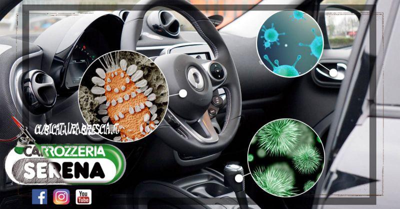 Offerta Sanificazione di interni auto Brescia - Occasione  Igienizzazione interni Auto Brescia