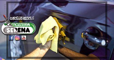 offerta servizio di lucidatura auto bergamo occasione lucidatura auto professionale bergamo