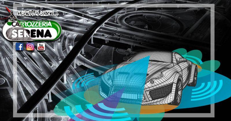 Offerta Calibrazione sensori ADAS Brescia - Occasione Calibrazione telecamere Parabrezza Brescia