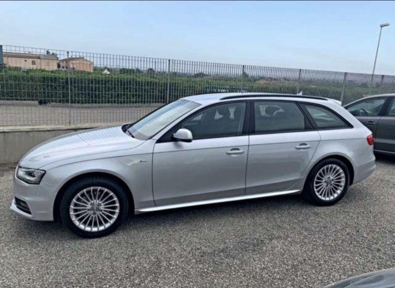 Audi A4 usata