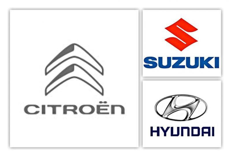 Citroën- Suzuki - Hyundai