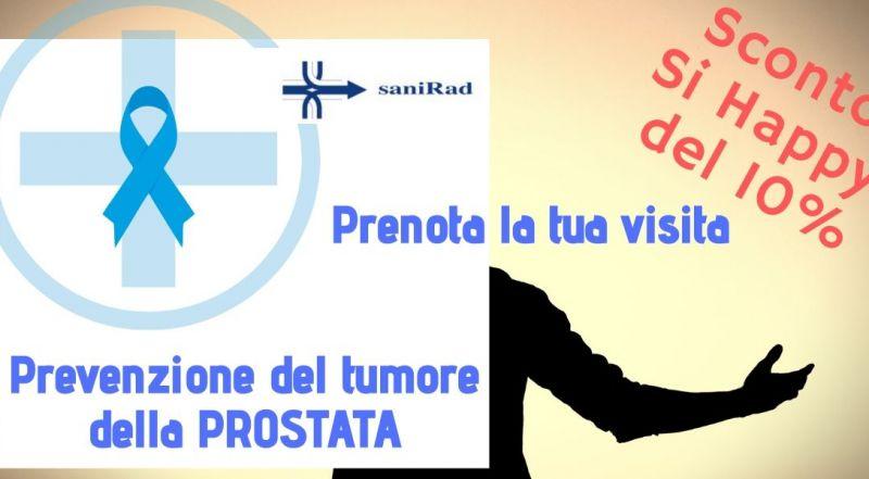 Occasione visita urologica a Udine – Offerta mese delle prevenzione visita alla prostata Udine