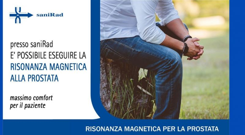 Offerta risonanza magnetica per la prostata a Udine – Occasione rmn della prostata a Udine
