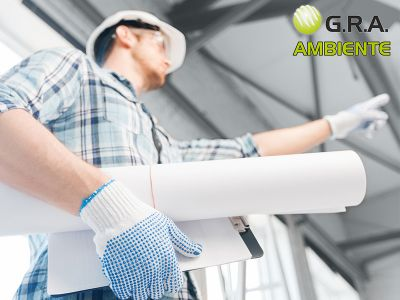 gra ambiente offerta manutenzione di edifici industriali