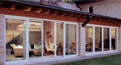offerta serramenti termici promozione finestre con vetri termoacustico isolanti trieste