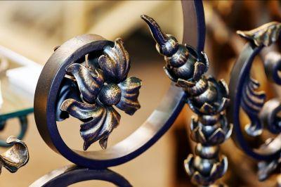 offerta realizzazione inferriate sicurezza promozione cancelli ringhiere in ferro battuto