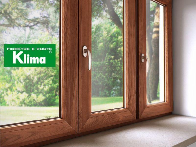 KLIMA SERRAMENTI offerta ripristino vecchi serramenti in pvc e alluminio