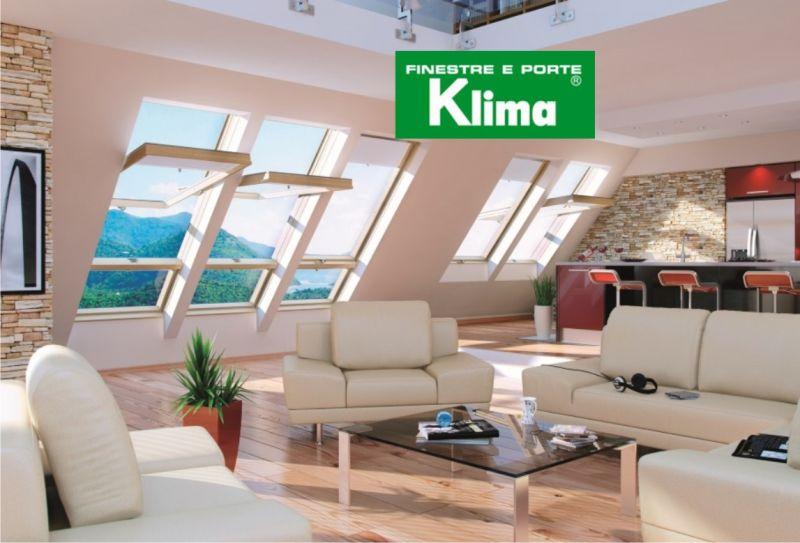 KLIMA SERRAMENTI offerta serramenti termici - occasione finestre vetri termoacustico isolante