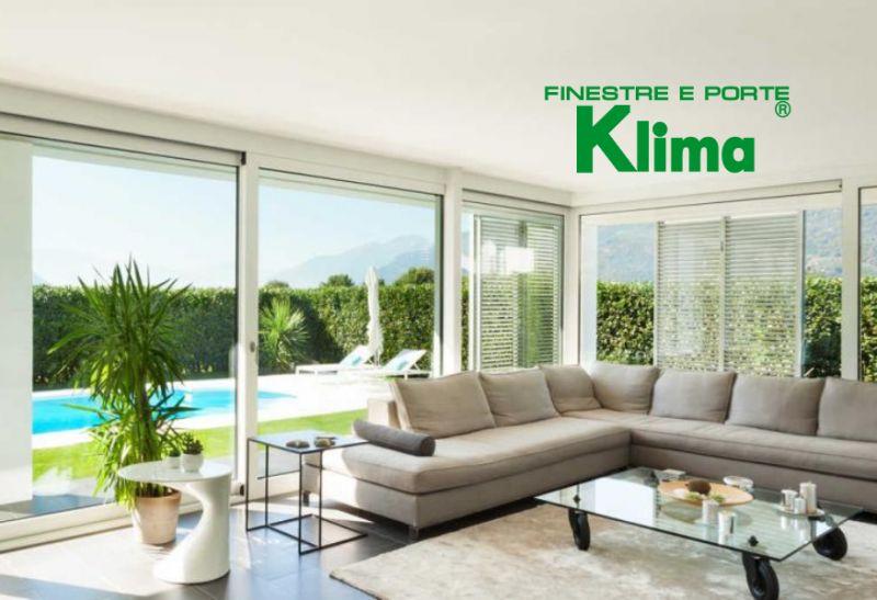 KLIMA SERRAMENTI offerta isolamento termo acustico – promozione finestre alta efficienza energetica