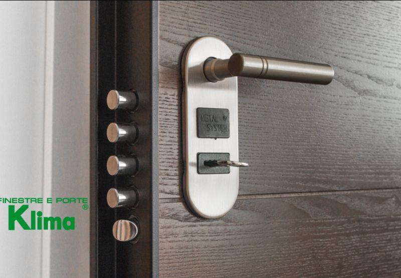 KLIMA SERRAMENTI offerta porte blindate anti intrusione – promozione portoni anti infrazione
