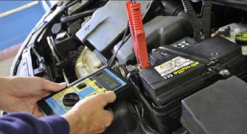 test e sostituzione batterie auto sanremo imperia