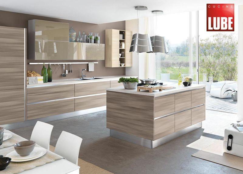 Promozione Cucine Lube classiche- Offerta cucine Lube moderne - Abitare Group