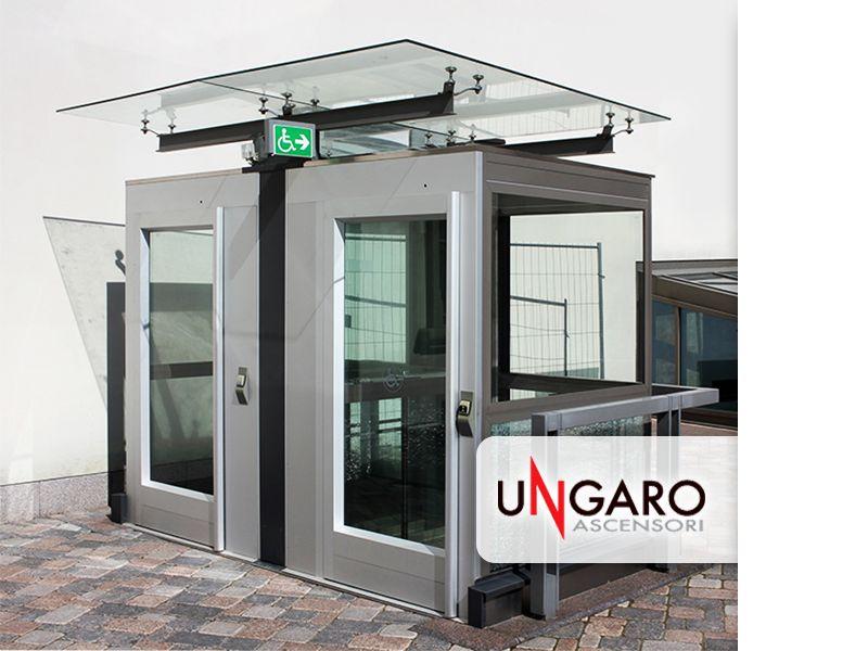 Offerta Installazione e Assistenza Piattaforme Elevatrici - Ungaro Ascensori