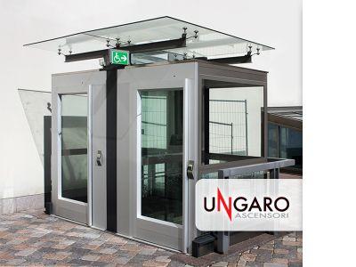 ungaro ascensori offerta installazione e assistenza piattaforme elevatrici