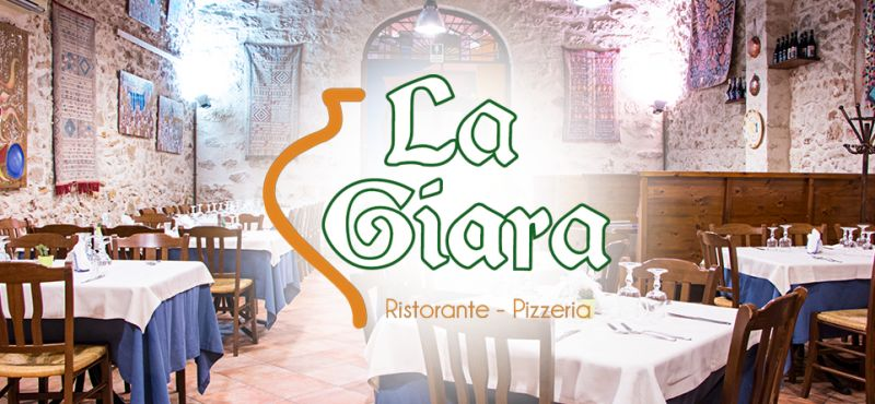 RISTORANTE LA GIARA offerta cucina tradizionale siciliana alcamo - ristorante rustico alcamo