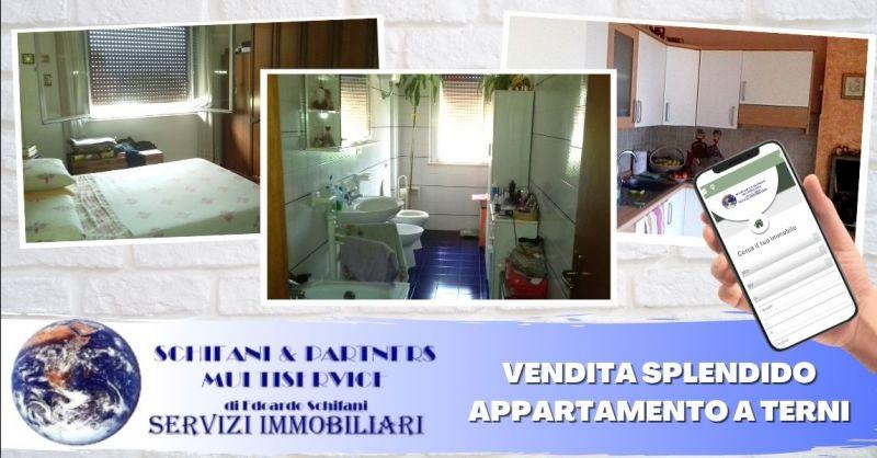 Offerta appartamento ottimo stato in vendita Terni - Occasione appartamento in vendita zona Campitello Terni