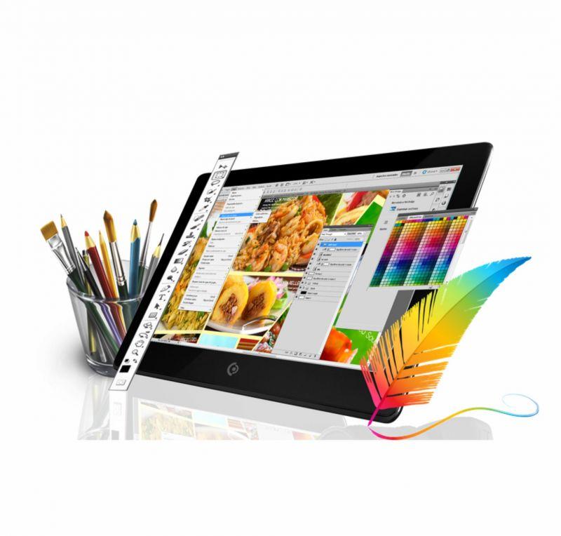 Promozione progettazione grafica - offerta creazione loghi aziendali  tesone pubblicità