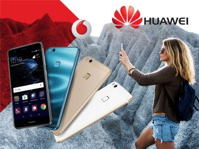 offerta smartphone huawei promozione telefoni cellulari vodafone store martinez trapani
