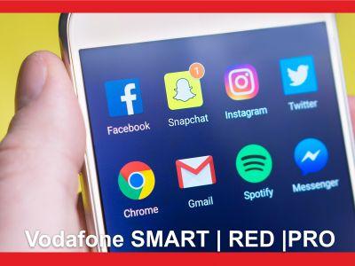 promozione tariffa smartphone occasione giga minuti sms vodafone store martinez trapani