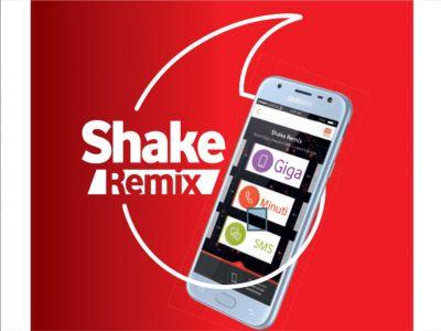si happy offerta vodafone shake remix promozione smartphone vodafone store trapani