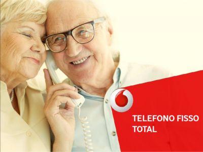 offerta vodafone casa promozione telefono fisso total vodafone store trapani