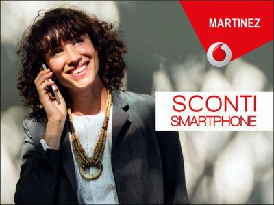 offerta smartphone promozione cellulari vodafone store martinez trapani