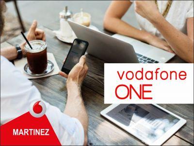 offerta rete fissa mobile promozione tutto incluso vodafone store martinez trapani
