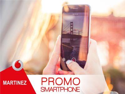 offerta smartphone promozione telefoni cash vodafone store martinez trapani