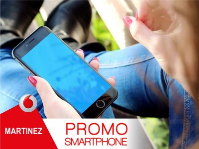 offerta telefoni cash promozioni aprile smartphone vodafone store martinez