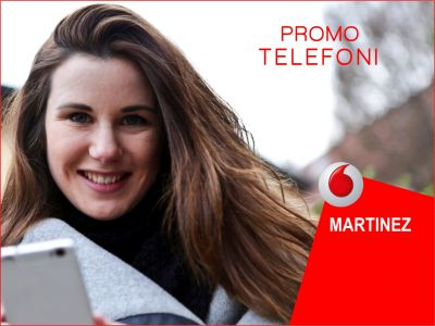 offerta telefoni cash promozione smartphone vodafone store martinez trapani