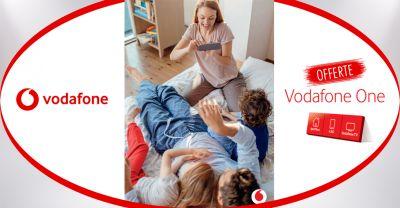 offerta vodafone one estate 2018 promozione offerte vodafone per la casa