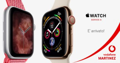 vodafone store martinez offerta apple watch serie 4 trapani occasione nuovo apple watch 4